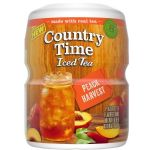 Country Time Peach Ice Tea Mix (US Import)